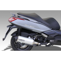 Silencieux arrow alu homologué NEW DOWNTOWN 350 KYMCO