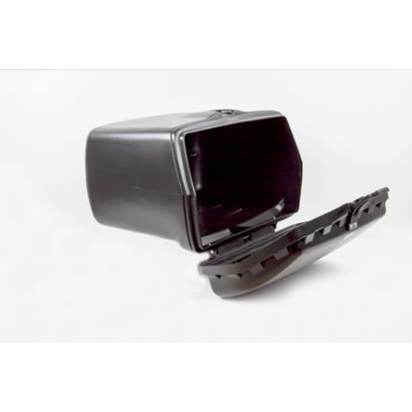 Coffre livreur noir Agility Delivery Kymco 85L