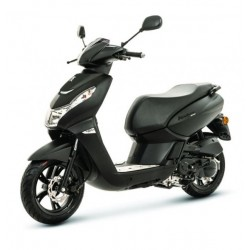 KISBEE 50 cc 4 Temps BLACK EDITION Euro 4
