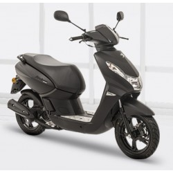 KISBEE 50 cc 2 Temps BLACK EDITION Euro 4