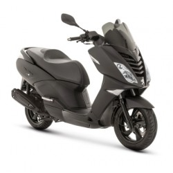 CITYSTAR 50 cc 2 Temps BLACK EDITION Euro 4
