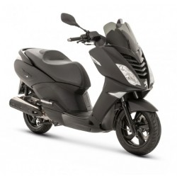CITYSTAR 125 cc ABS Euro 4 BLACK EDITION