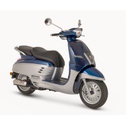 DJANGO STANDARD 125cc ABS Euro 5 4T