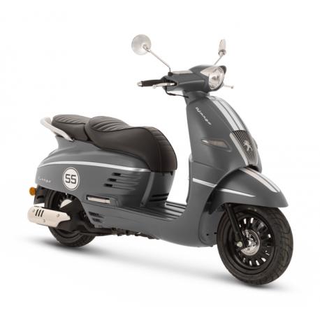 DJANGO DARK/SPORT 125cc ABS Euro 5